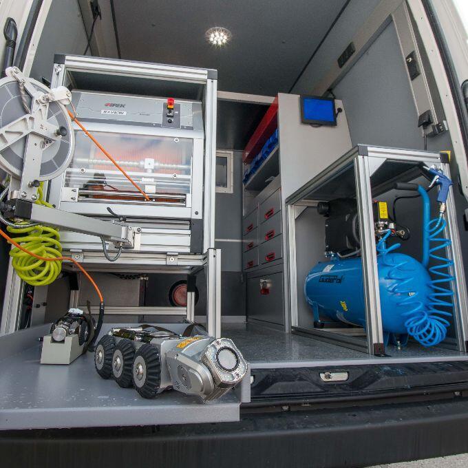 CCTV Inspection Equipment